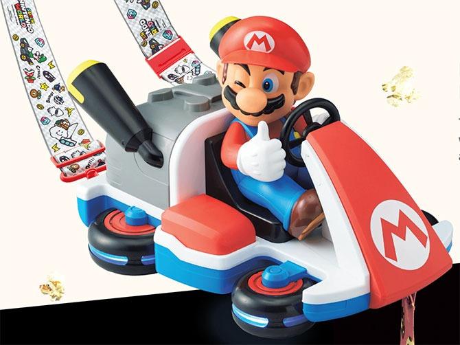 Mario Popcorn