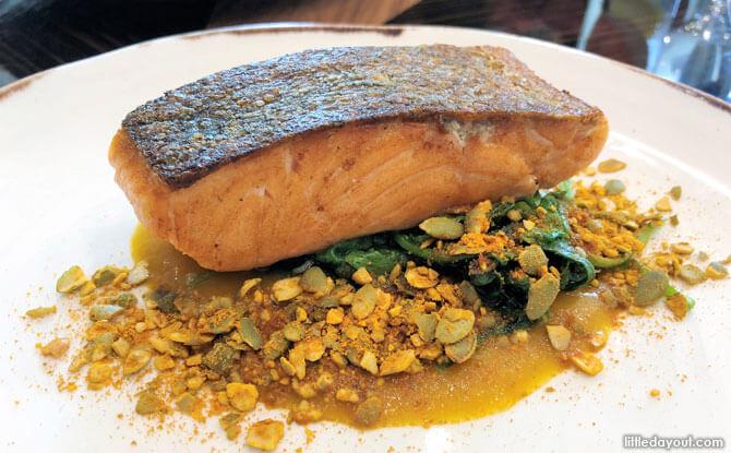 Norwegian Salmon, PORTA