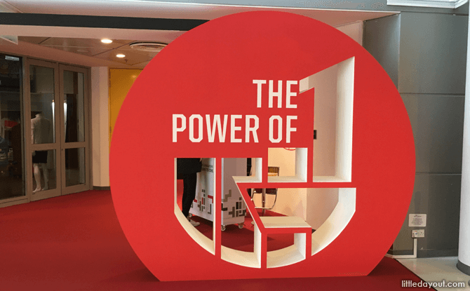 Total Defence Exhibition 2018: The Power of 1 at S'pore Discovery Centre