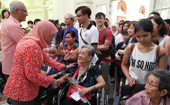 National Day Istana Open House 2019