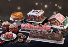 Christmas Log Cakes In Singapore 2019: Where To Buy Stunning Showpieces For Your Festive Celebration