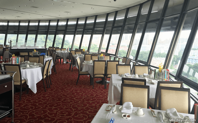 Prima Tower (Revolving Restaurant)