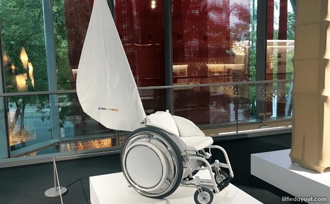 Display at Red Dot Design Museum