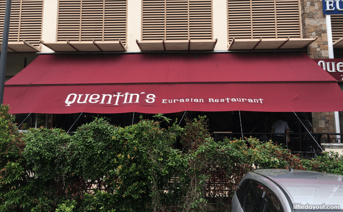 Quentin's The Eurasian Restaurant