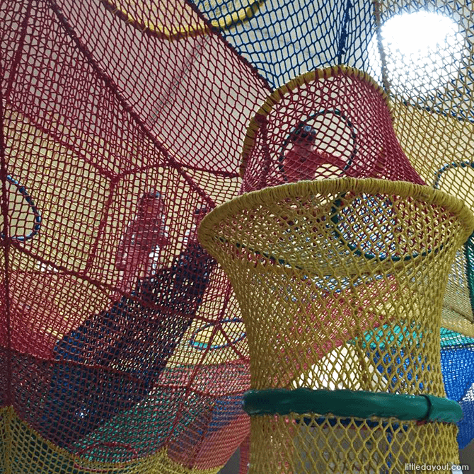 Rainbow Nets at Takino Park