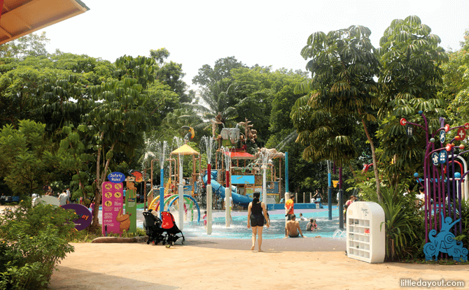 Rainforest KidzWorld, Singapore Zoo