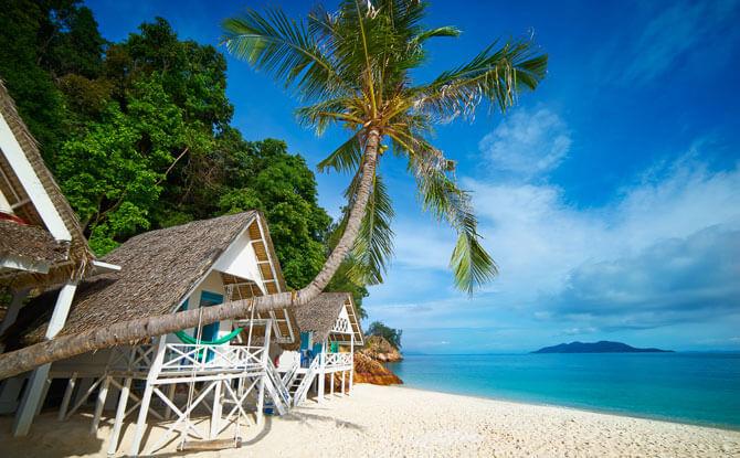 Rawa Island, Malaysia, Beach Getaway