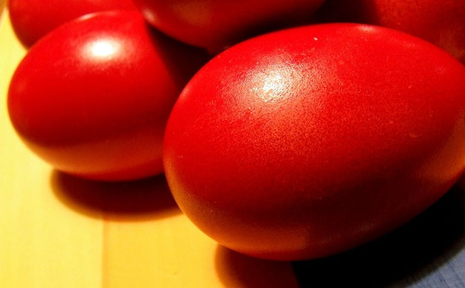 How To Make Red Eggs For Special Occasions