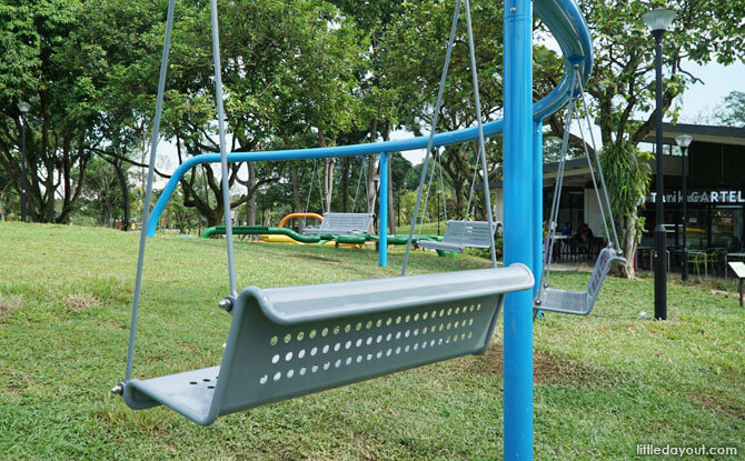Ribbon Playscape, Marsiling Park