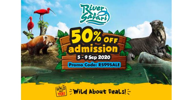 Wild About River Safari Flash Sale for Local Residents
