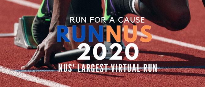 RunNUS Virtual Run