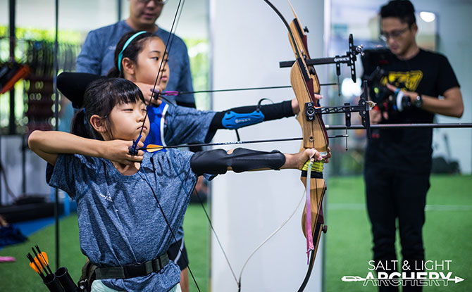 Free Archery Trial Class
