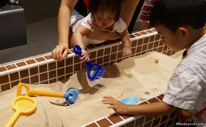 National Museum of Singapore Playground Exhibition: The More We Get Together