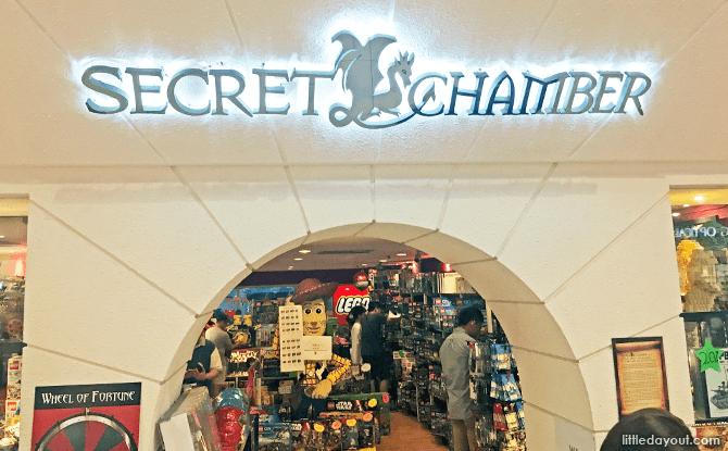 Secret Chamber