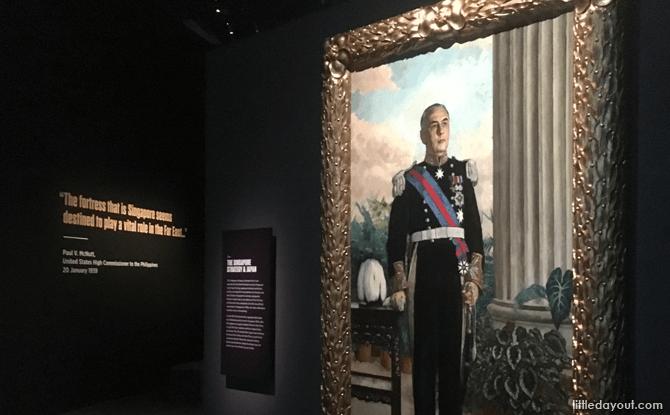 Portrait of Sir Shenton Thomas