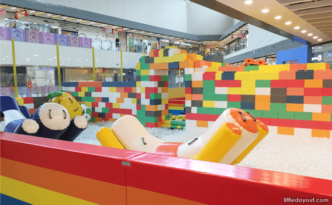 Little Day Out List Of Shopping Centres With Indoor Playgrounds 2018