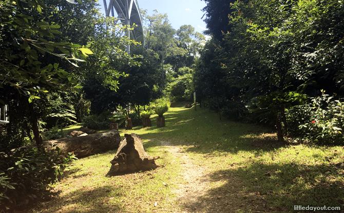 Sentosa's Siloso Trail