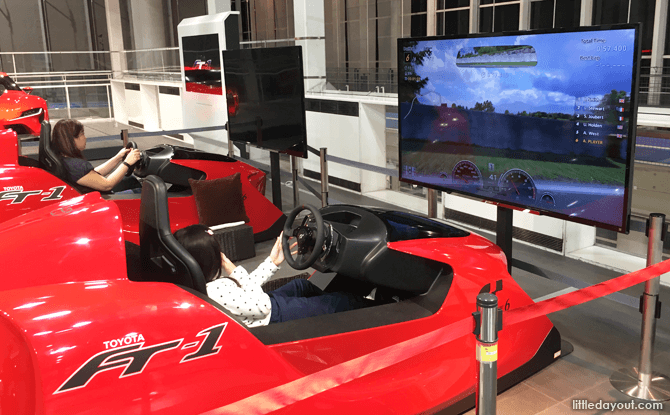 Toyota Mega Web: Car Theme Park in Odaiba, Tokyo