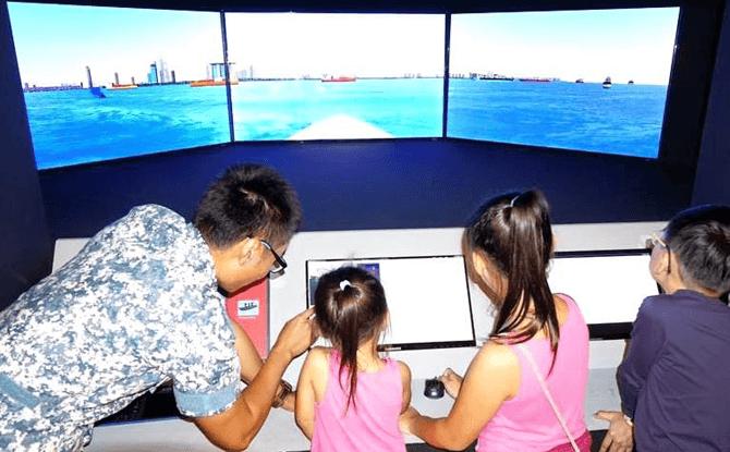 Naval Simulator