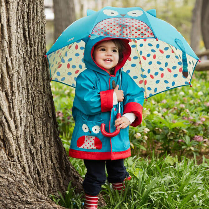 Skip Hop Zoo Raincoat