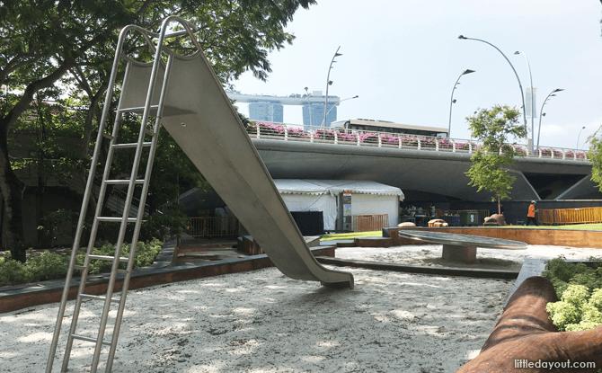 Esplanade Park Playground, Singapore