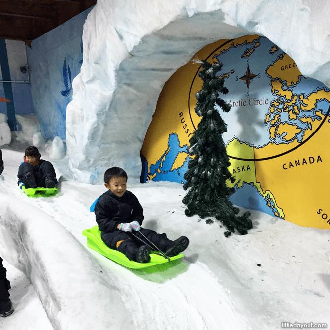 Snow City Play Space
