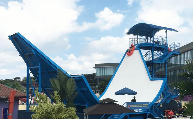 Slide Up Ride