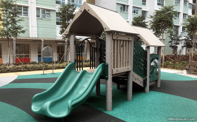 Children's Playground at Block 312B, Clementi Avenue 4