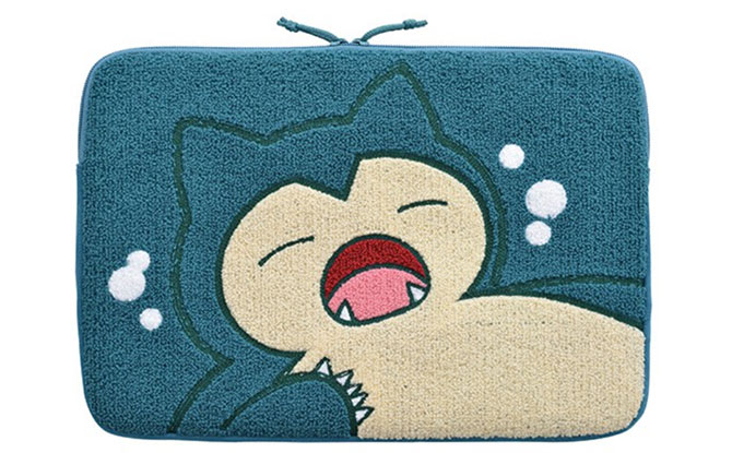 Tablet Laptop Case Snorlax's Yawn - Shopee
