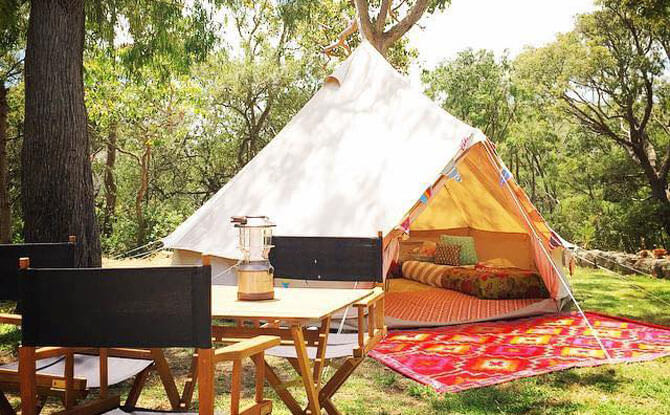 Soul Camping, Western Australia - Glamping with Kids