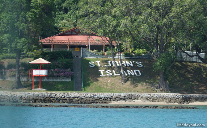St John's Island: A Day Out To Paradise With A Storied Past