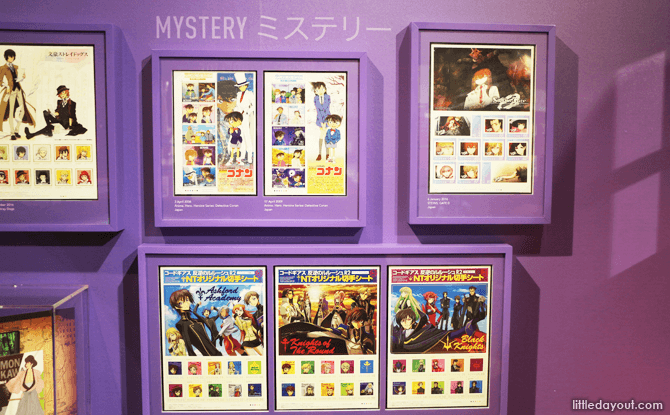 Anime Stamps at Anime X Stamps