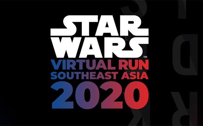 Star Wars Virtual Run Southeast Asia 2020
