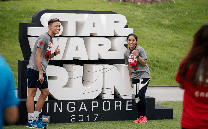 Star Wars Run 2018: The Force Returns On 5 May
