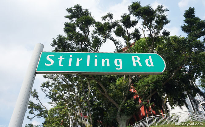 Discover Singapore's Past Through It Roads: Stirling Road