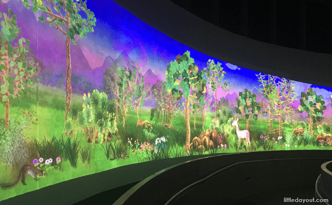 Story of the Forest, National Museum of Singapore