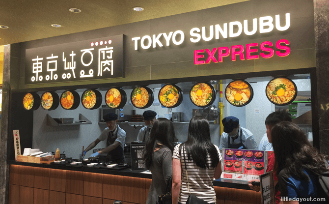 Tokyo Sundubu Express