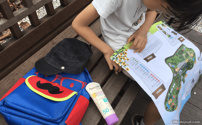 Exploring Jacob Ballas Children's Garden's Play Spots