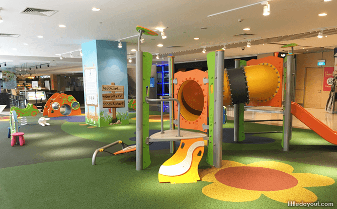 Suntec City Playground