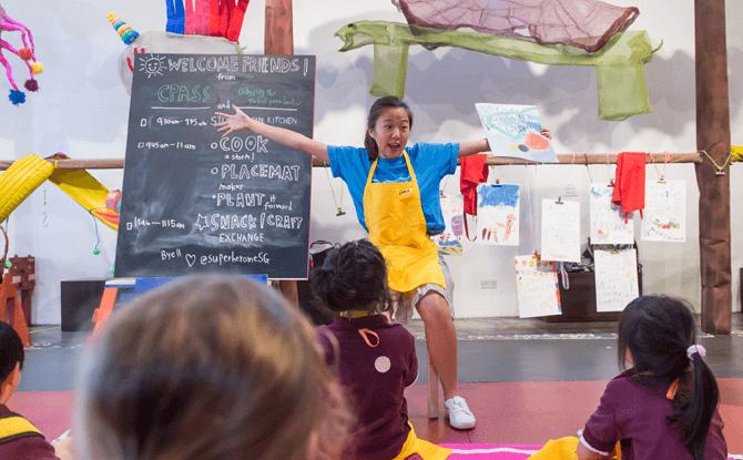 Promoting inclusiveness through activities