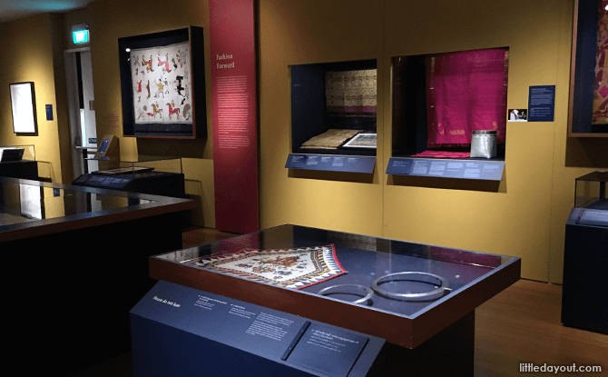 Artefacts at Symbols and Scripts: The Language of Craft exhibition