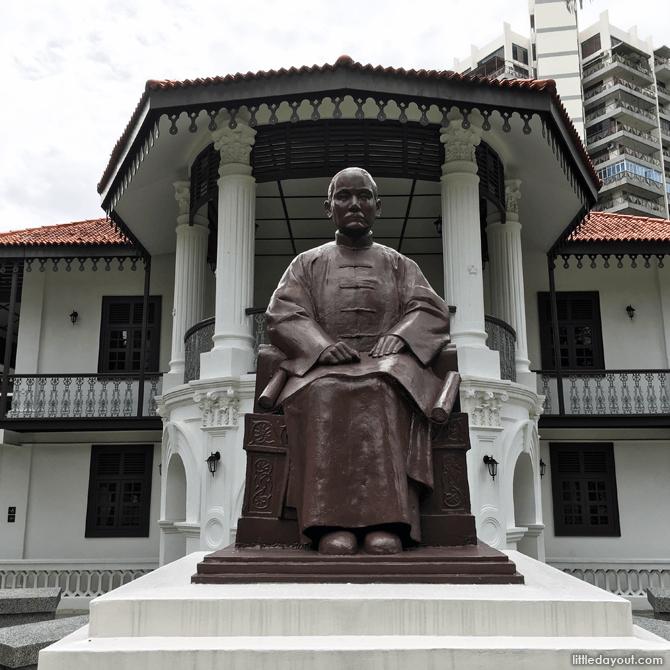 Statue of Sun Yat Sen