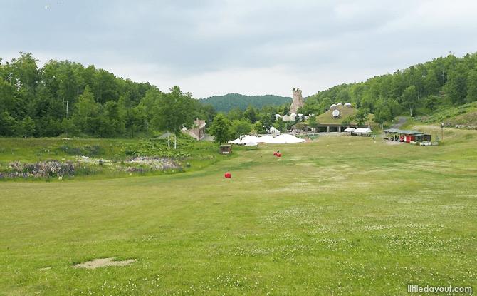 Takino Suzuran Hillside National Park Field