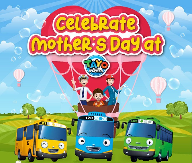 Tayo Station's Mother's Day Celebrations