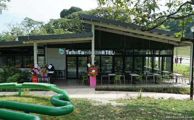 Eatery at Marsiling Park