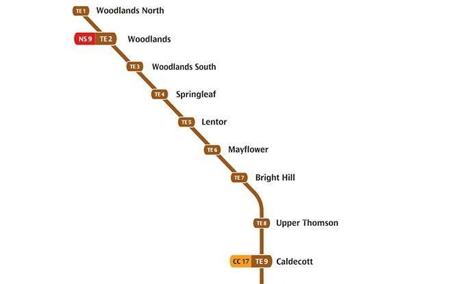Thomson-East Coast Line 2