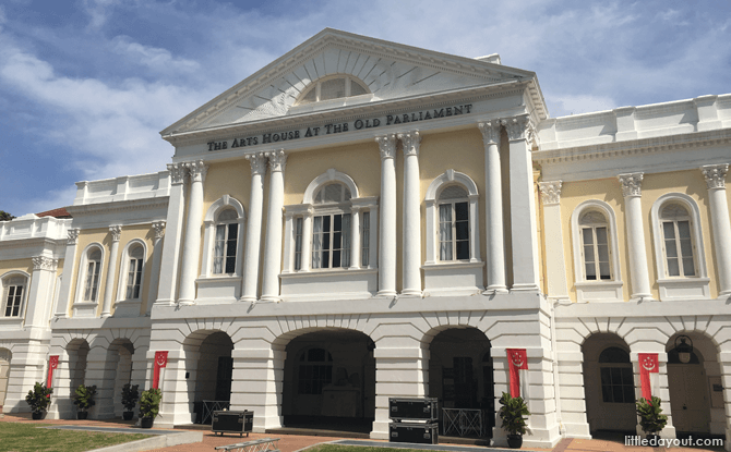 The Arts House, Singapore's Civic District