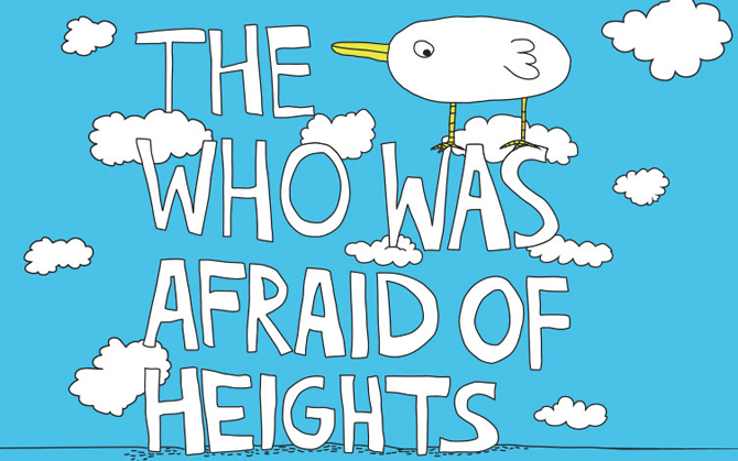 'The Bird Who Was Afraid Of Heights' is based on the popular book of the same title, written by Singaporean author Emily Lim.