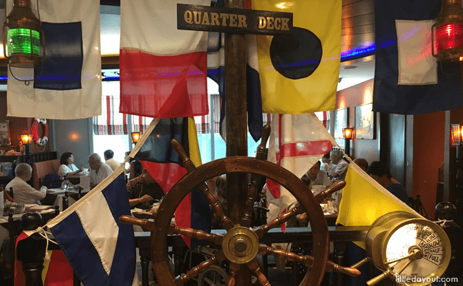The Ship Restaurant & Bar, Shaw Centre