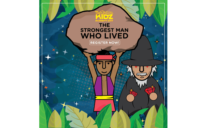 Badang, The Strongest Man Who Lived